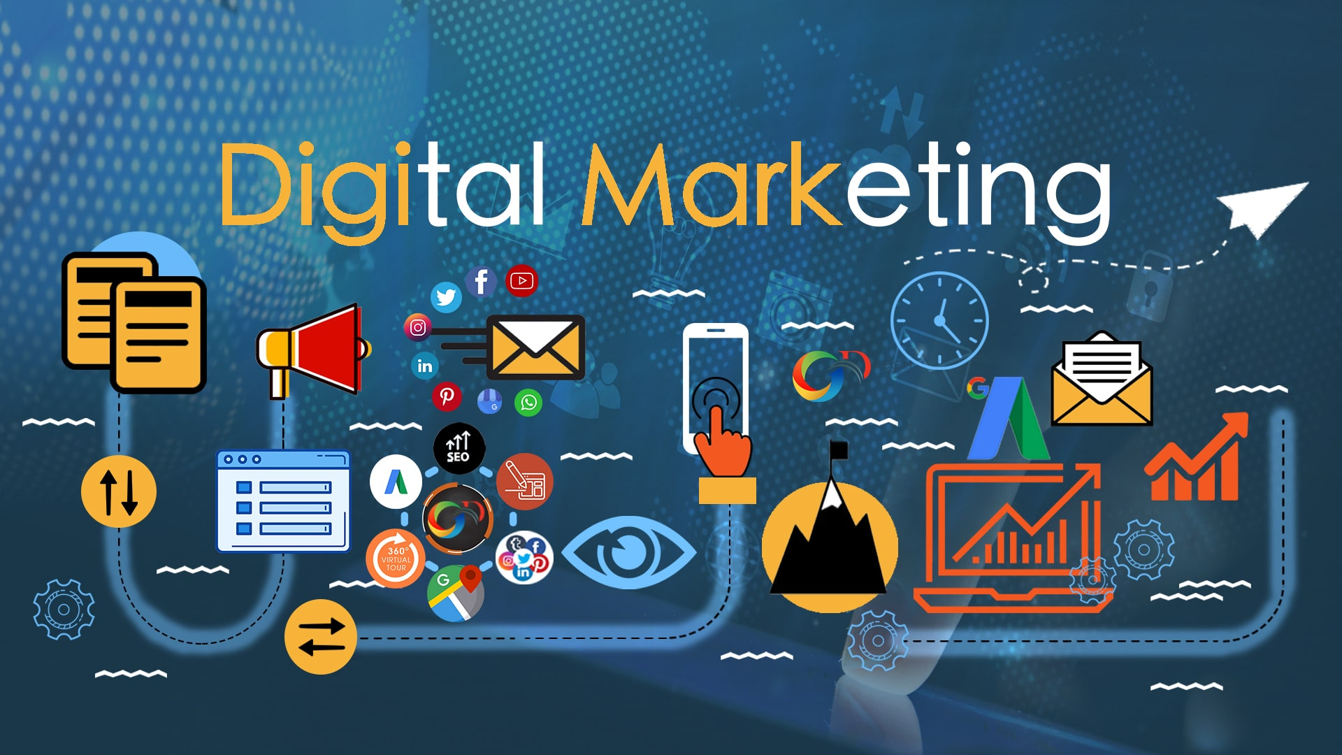 G Digital Desh-Is An IT Company Providing Digital Marketing And ...